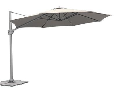 SIENA GARDEN - Ampelschirm, Sonnenschirm Montego, Gestell: graphit von H. Gautzsch GmbH & Co. KG bei Gartenmöbel von Du und Dein Garten