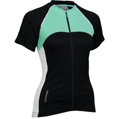 Buy Low Price Descente 2010 Women's Icefil Short Sleeve Cycling Jersey – 13194 (B003O7TXHC)