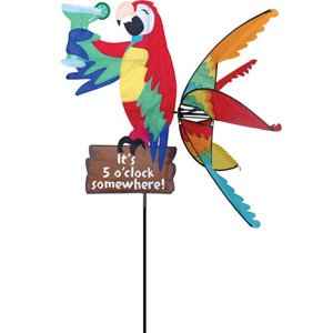Island Parrot Spinner
