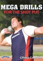 Buy Craig Carter: Mega Drills for the Shot Put (DVD) by Championship Productions