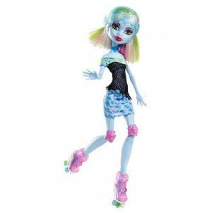 Monster High Roller Abbey Bominable