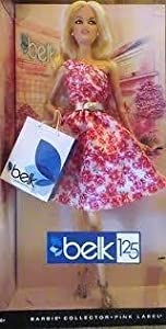 Belk Barbie 125th Anniversary Doll