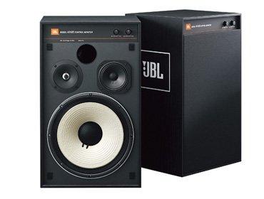 JBL 4312E-BK 3ウェイコントロールモニタースピーカー/RIGHT・1本