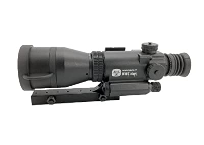 Armasight WWZ 4X Night Vision Gen 1+ Rifle Scope from Armasight Inc. :: Night Vision :: Night Vision Online :: Infrared Night Vision :: Night Vision Goggles :: Night Vision Scope