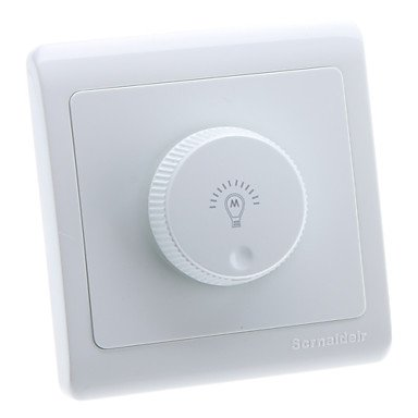 Zclled Bulbs Brightness Control Rotary Switch Dimmer (220V)