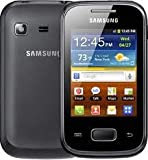 Samsung Galaxy Pocket S5300 Unlocked GSM Phone with 3G, Android 2.3 OS, 2MP Camera, GPS and Wi-Fi - Black