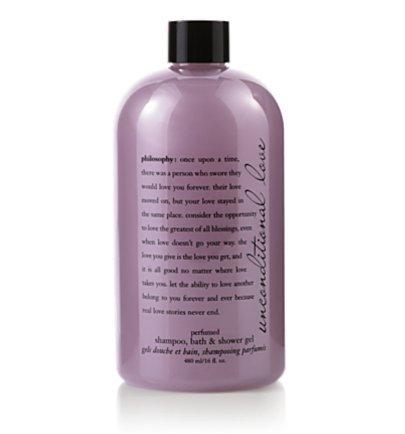 unconditional love 16.0 oz perfumed shampoo, bath & shower gel for Women