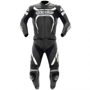 Alpinestars Motegi 2 Piece Race Road Motorcycle Motorbike Suit (EURO 50 UK 40)