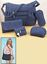 Denim Handbag