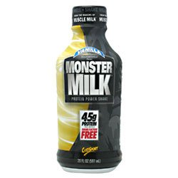 Cytosport - Monster Milk Rtd Protein Power Shake Vanilla - 20 Oz.