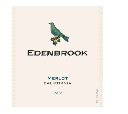 2011 Edenbrook Merlot, California 750 Ml