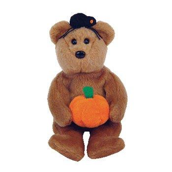 Ty Halloweenie Beanie Hocus - Bear