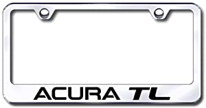 Acura TL License Plate Frame