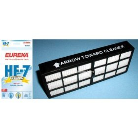 Genuine Eureka HF-7 Hepa Filter (Eureka Vacuum Hf7 Filter compare prices)