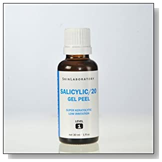 Salicylic Acid 20% Gel Peel, 30ml (Professional)