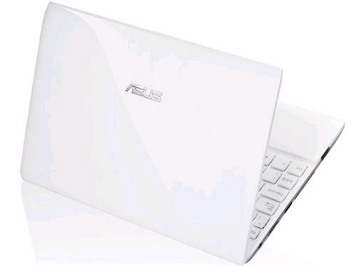 ASUS 1025C-MU17-WT 10.1-Inch Netbook (White)