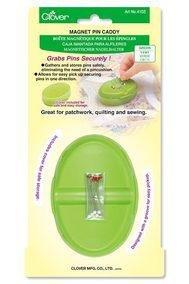Clover Magnet Pin Caddy, Green