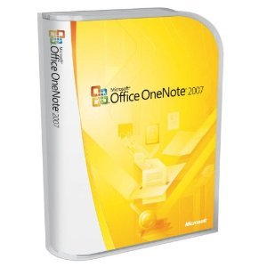 Microsoft OneNote Home and Student 2007 [Old Version]