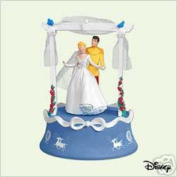Wedding Day Dance Disney Cinderella And Prince Charming 2005 Hal