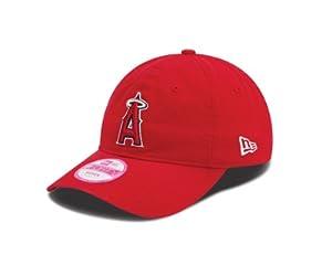 MLB Anaheim Angels Women's Essential 9Forty Adjustable Cap
