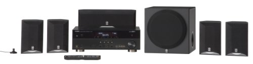 Yamaha surround sound system the yamaha home theater for Yamaha 7 2 home theatre system
