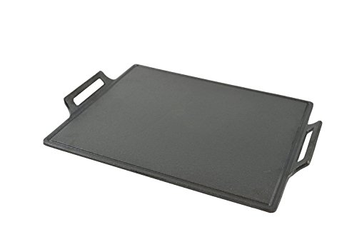 Steven Raichlen Best of Barbecue 14-Inch by 11.88-Inch Cast Iron Plancha (Cast Iron Bbq Pan compare prices)