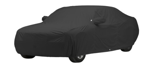 Covercraft Custom Fit Car Cover For Plymouth Pb - Weathershield Hp Fabric (Black)