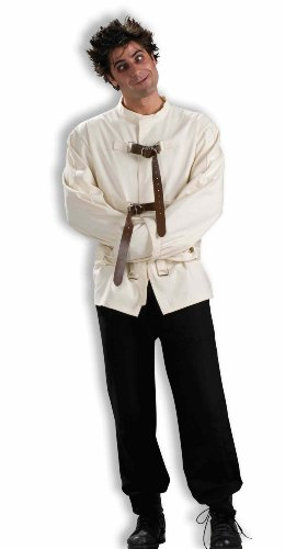 Men's Straight Jacket Costume
