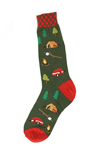 Men's Camping Socks made our list of camping gifts couples will love and great gifts for couples who camp