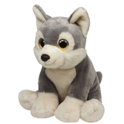 Ty Wild Wild Best Rocky Plush - Mini Husky