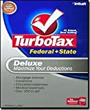 TurboTax 2007 Deluxe for Federal + State Returns & Free E-File