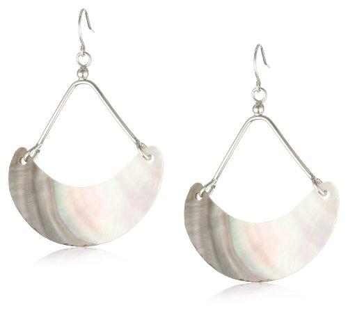 Kenneth Cole New York Shell Chandelier Earrings