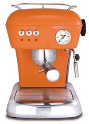 Ascaso Orange Dream Espresso Machine 1.3-L.