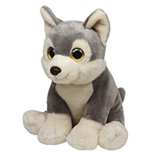 Amazon Com Ty Wild Wild Best Rocky Plush Mini Husky
