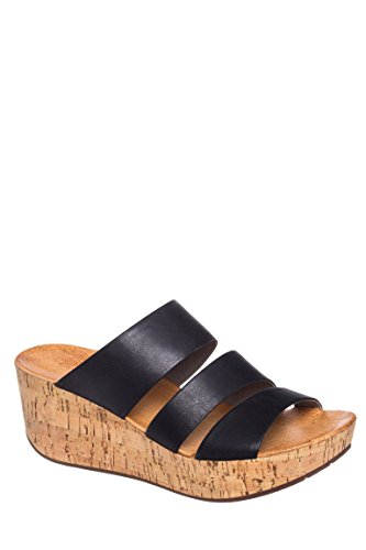 Morgan Slip On Wedge Sandal