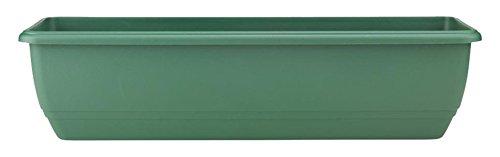 Stewart Plastics Ltd Stewart Blumenkasten für Balkone, 70cm, Grün