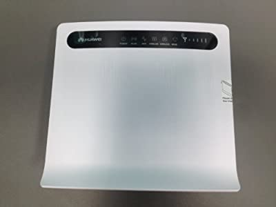 4G LTE Industrial Broadband Huawei B593 4G LTE CPE Wireless and WLAN Router 100Mbps WiFi Router Supporting 32 Users