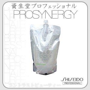 shiseido プロシナジー スカルプケア シャンプー レフィル1200ml