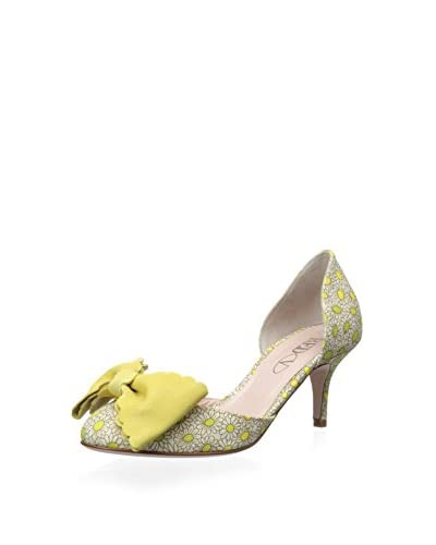 RED Valentino Women's Pump with Bow  [Yellow]