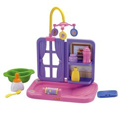 Fisher Price Play My Way Baby Care Set