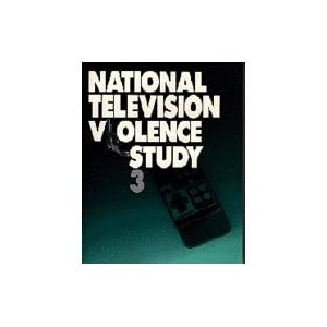 television violence as a national staples Is there too much sex and violence on television and what is it's impact on subsequent behavior in national council for families and television report, 9.