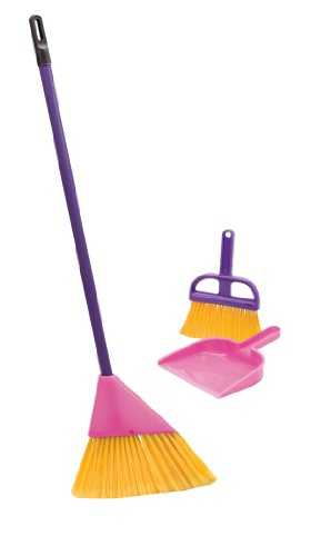 Pink Little Helper Broom (Purple Broom Set compare prices)