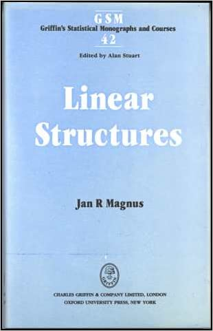Linear Structures (Monograph)