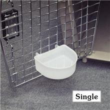 Petmate 29029 White Water Cup For Kennels