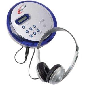 Califone Cd-102 Personal Cd Player With 3060Avs Headphones