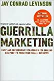 img - for Guerrilla Marketing 4th (forth) edition book / textbook / text book