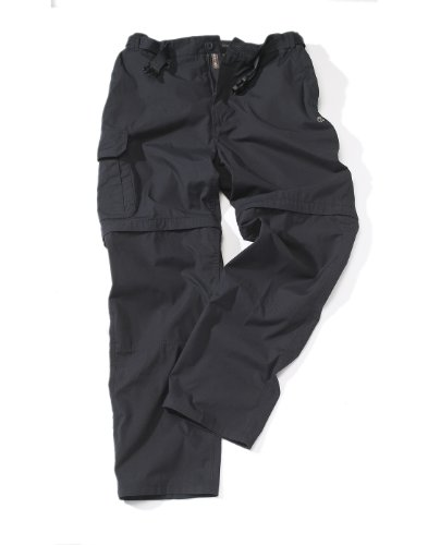 Craghoppers Mens Kiwi Zip Off Trousers Dark Navy W38