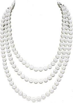 Fun/Flirty White Pearl 60