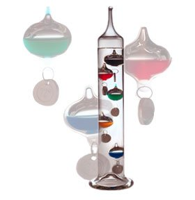 Koch galileo thermometer 11 kitchen for Koch thermometer