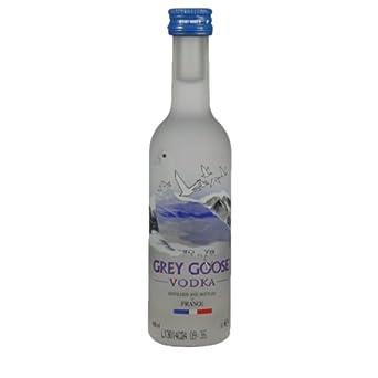 Grey Goose Plain Vodka 5cl Miniature